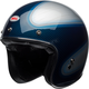 RSD Gloss Candy Blue Jager Custom 500 Carbon Helmet