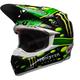 MC Monster Replica 18.0 Showtime Moto-9 Flex Helmet