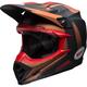 Matte Copper/Black Vice Moto-9 Flex Helmet