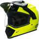 Hi-Viz Yellow MX-9 Adventure MIPS Helmet