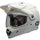 White MX-9 Adventure MIPS Helmet