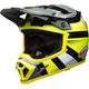 Hi-Vis Yellow/Black MX-9 MIPS Marauder Helmet