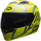 Hi-Viz Yellow/Black Qualifier Blaze Helmet