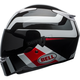 White/Black/Red RS-2 Empire Helmet
