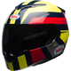Hi-Viz Yellow/Navy/Red RS-2 Empire Helmet