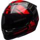 Red/Black/Titanium RS-2 Tactical Helmet