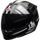 White/Black/Titanium RS-2 Tactical Helmet