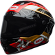 Black/Gold Star MIPS Isle of Man 18 Helmet