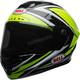 Hi-Viz Green/Black Star MIPS Torsion Helmet