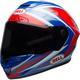 Red/Blue Star MIPS Torsion Helmet