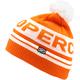 Orange Varsity Beanie  - 20120-006-01