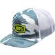 White Odyssey Trucker Hat  - 20057-000-01