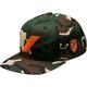 Camo Strike Snapback Hat  - 20058-064-01