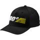 Black Starlight Flexfit Hat