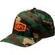 Camo Trek Flexfit Hat