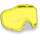 Yellow Replacement Lens for Sinister X5 Ignite Goggles - 509-X5LEN-18-YLI