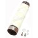 Stainless Steel Exhaust Baffle - LA-F193-00