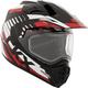 Red Quest RSV Rocket Snow Helmet w/Electric Shield