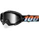 Racecraft Starlight Snow Goggle w/Dual Silver Mirror Lens - 50113-218-02