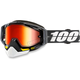 Racecraft Fortis Snow Goggles w/Dual Red Mirror Lens - 50113-220-02