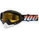 Racecraft Starlight Snow Goggle w/Dual Yellow Lens - 50103-218-02