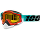 Racecraft Cubica Snow Goggles w/Dual Yellow Lens - 50103-222-02