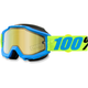 Accuri Belize Snow Goggles w/Dual Mirror Gold Lens - 50213-231-02