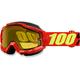 Accuri Saarinen Snow Goggles w/Dual Yellow Lens - 50203-203-02