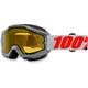Accuri Solberg Snow Goggles w/Dual Yellow Lens - 50203-229-02