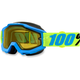 Accuri Belize Snow Goggle w/Dual Yellow Lens - 50203-231-02