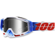 Racecraft Fourth Goggles w/Mirror Silver Lens - 50110-223-02
