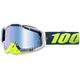 Racecraft Eclipse Goggles w/Mirror Blue Lens - 50110-224-02