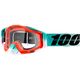 Racecraft Cubica Goggles w/Clear Lens - 50100-222-02