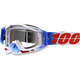 Racecraft Fourth Goggles w/Clear Lens - 50100-223-02