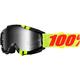 Accuri Zerbo Goggles w/Mirror Silver Lens  - 50210-225-02