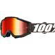 Accuri Krick Goggles w/Mirror Red Lens  - 50210-227-02