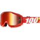 Strata Furnace MX Goggle w/Mirror Red Lens  - 50410-232-02
