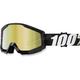 Strata Outlaw MX Goggles w/Mirror Gold Lens  - 50410-233-02
