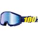 Strata Hope MX Goggles w/Mirror Blue Lens  - 50410-238-02