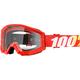 Strata Funrace MX Goggles w/Clear Lens  - 50400-232-02