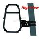Elite Series Pro UTV Side Mirror w/Blindspot  and Dual Axis Breakaway - 0640-1195