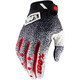 Black/White Ridefit Gloves