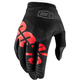 Youth Black Camo I-Track Gloves