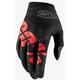 Black Camo I-Track Gloves