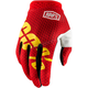 Fire Red I-Track Gloves