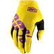 Yellow I-Track Gloves