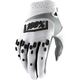 White/Black Airmatic Gloves
