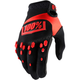 Black/Red Airmatic Gloves