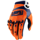 Youth Orange/Navy Airmatic Gloves