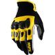Black/Yellow Derestricted Gloves